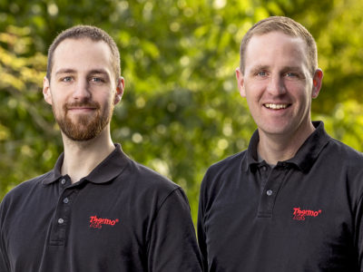 ThermoTEC Team Service Support